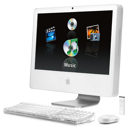 iMac2006で動く電子カルテ